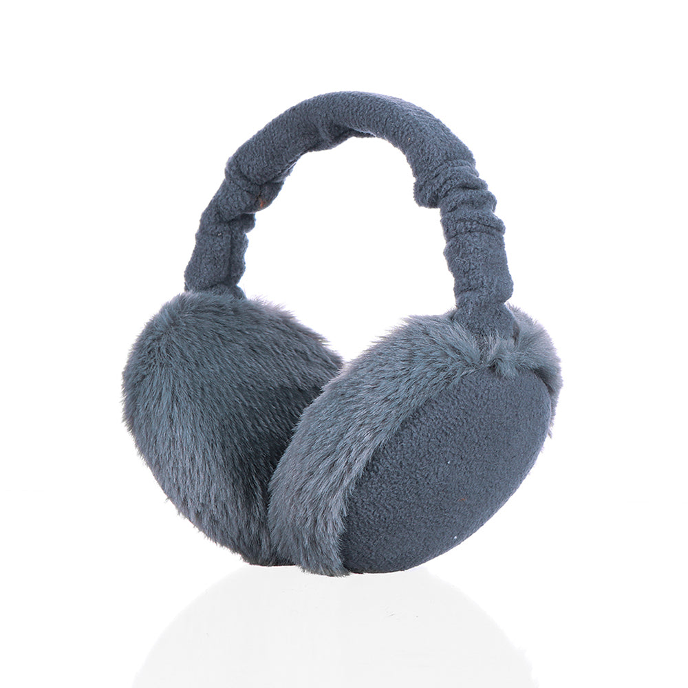 Classic Unisex Earwarmer Outdoor Earmuffs For Sports/&Personal Care Behind-the-head Foldable Ear Warmers