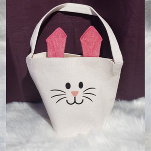 Sublimation Printing on Bunny Bags