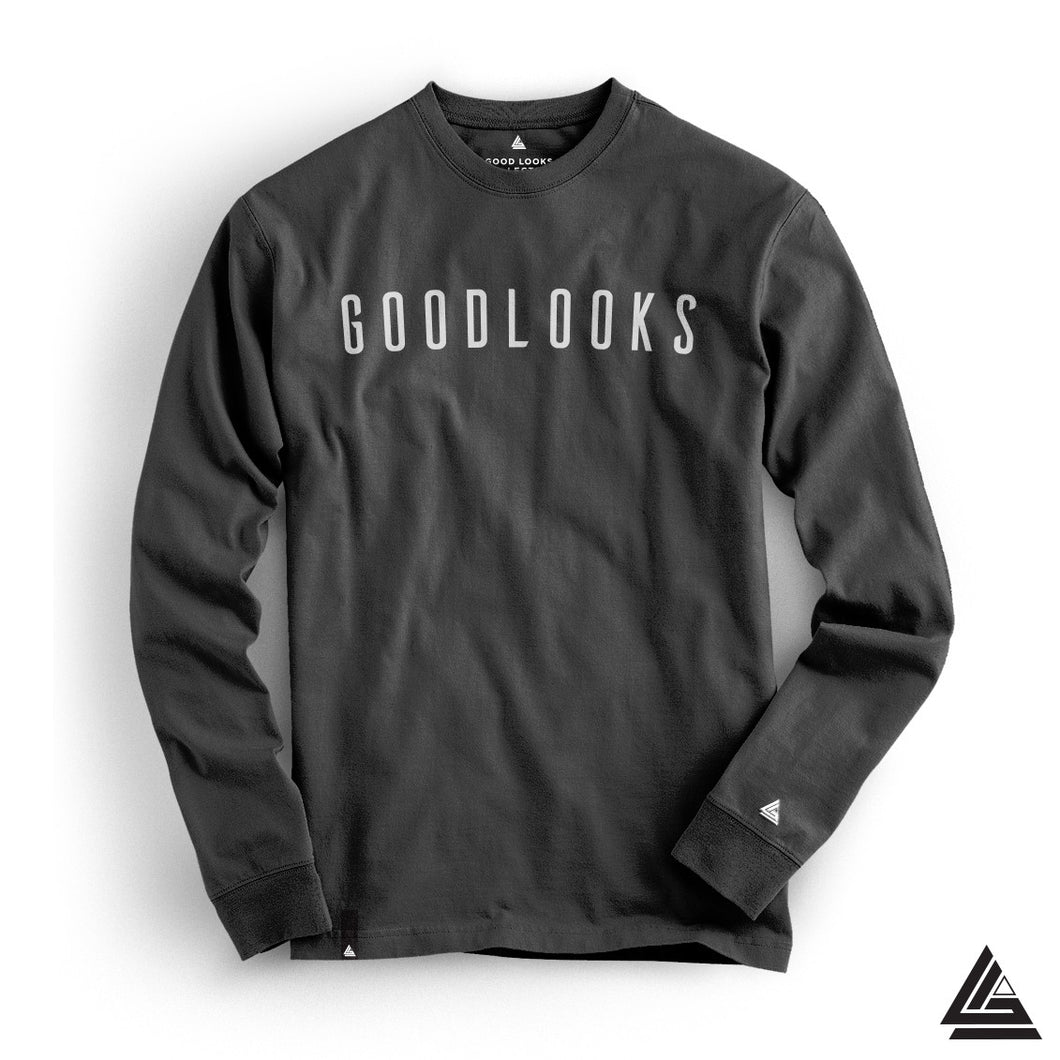 Good Looks Long Sleeve (Black)