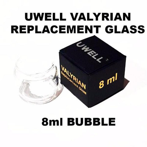 Uwell Valyrian Replacement and Expansion Glass