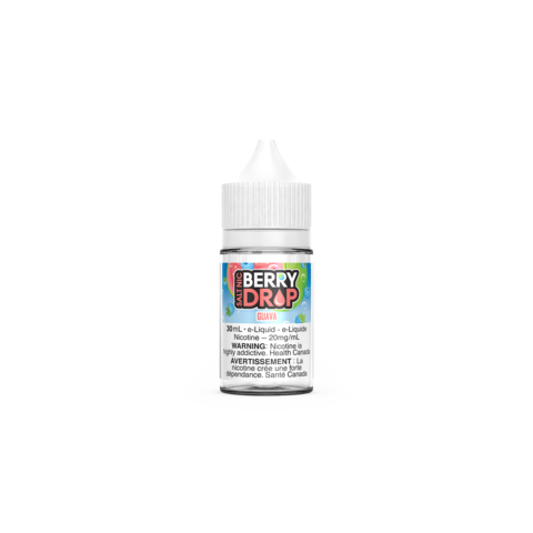 BERRY DROP SALT - GUAVA