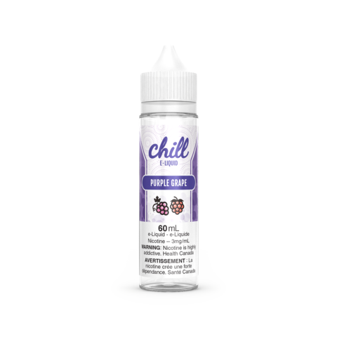 Purple Grape by Chill E-Liquids 60ml