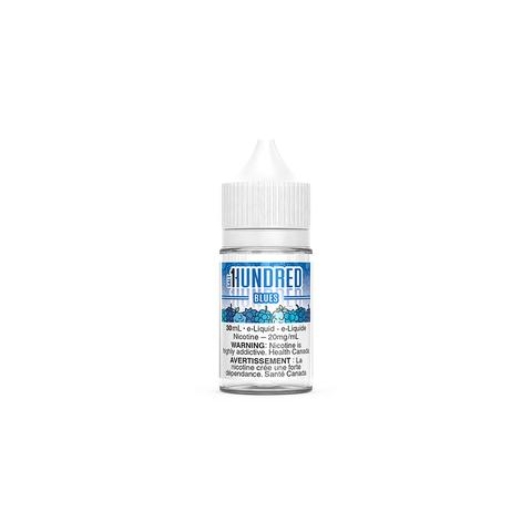 HUNDRED 30ML SALT - BLUES BY HUNDRED SALT