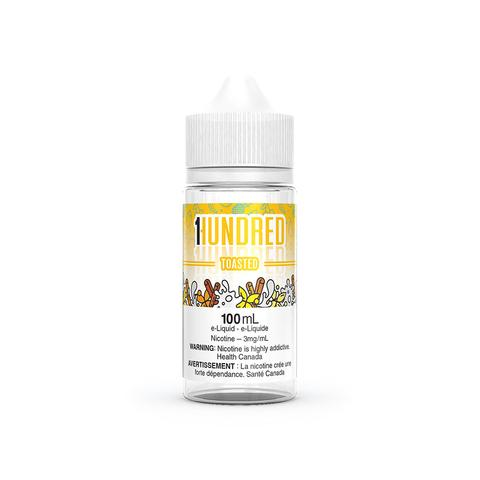 HUNDRED 100ML - TOASTED BY HUNDRED