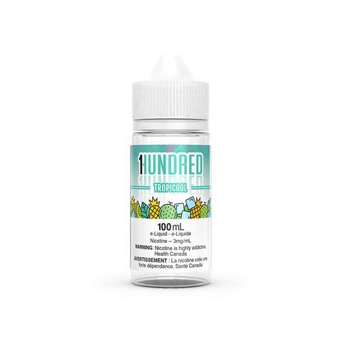 HUNDRED 100ML - TROPICOOL BY HUNDRED