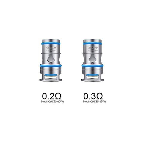 ASPIRE ODAN / ODAN MINI REPLACEMENT COIL (3 PACK)
