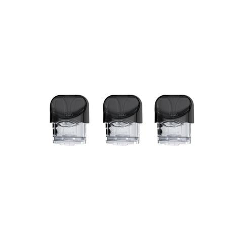 SMOK NORD TRANSPARENT REPLACEMENT POD (3 PACK)