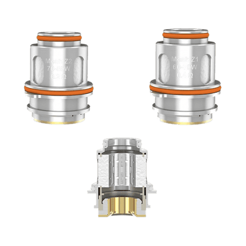 GEEKVAPE ZEUS REPLACEMENT COIL (5 PACK)