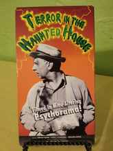 Terror in the Haunted House VHS