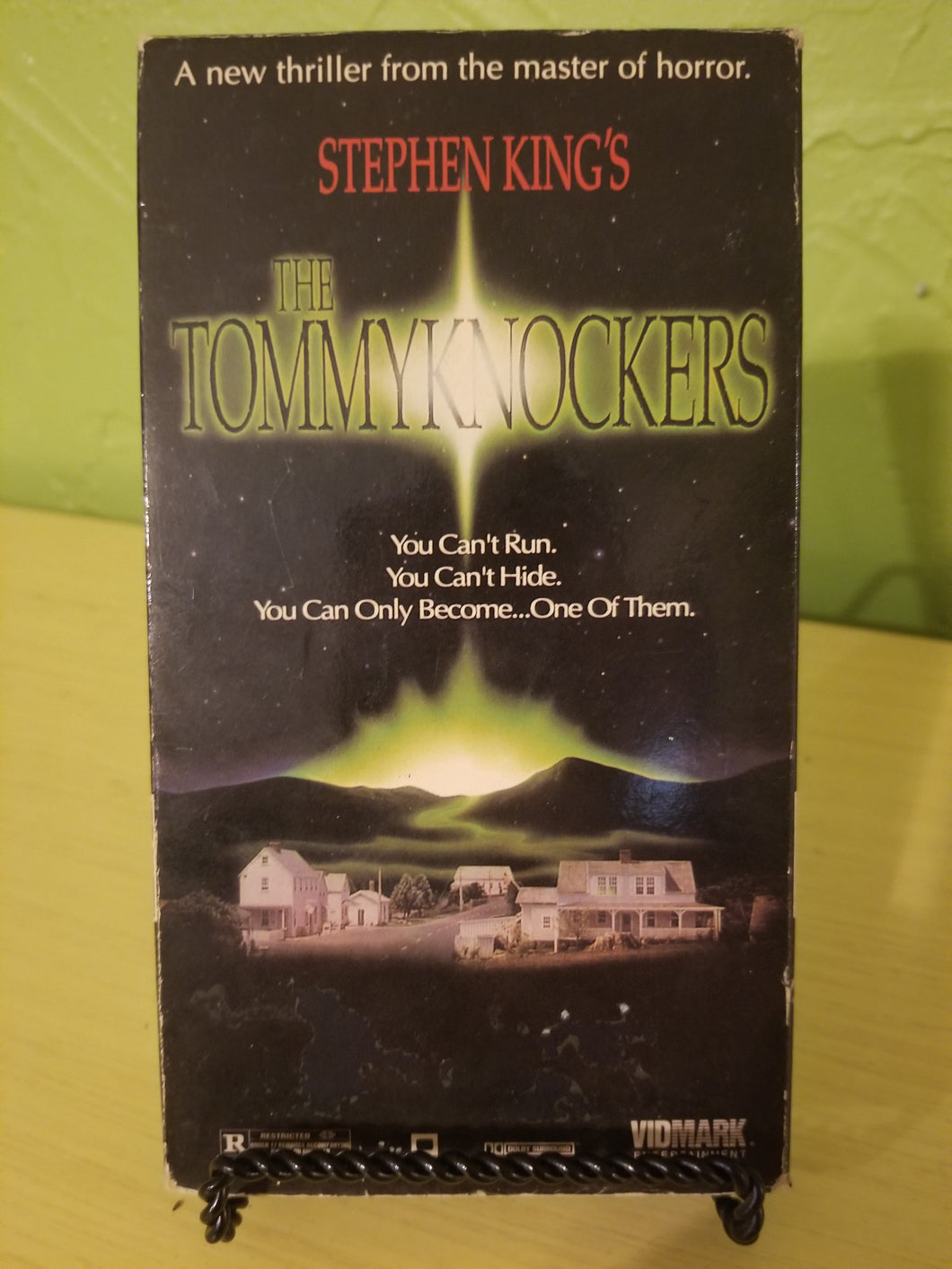 Tommyknockers VHS