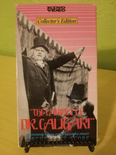 The Cabinet of Dr. Caligari VHS