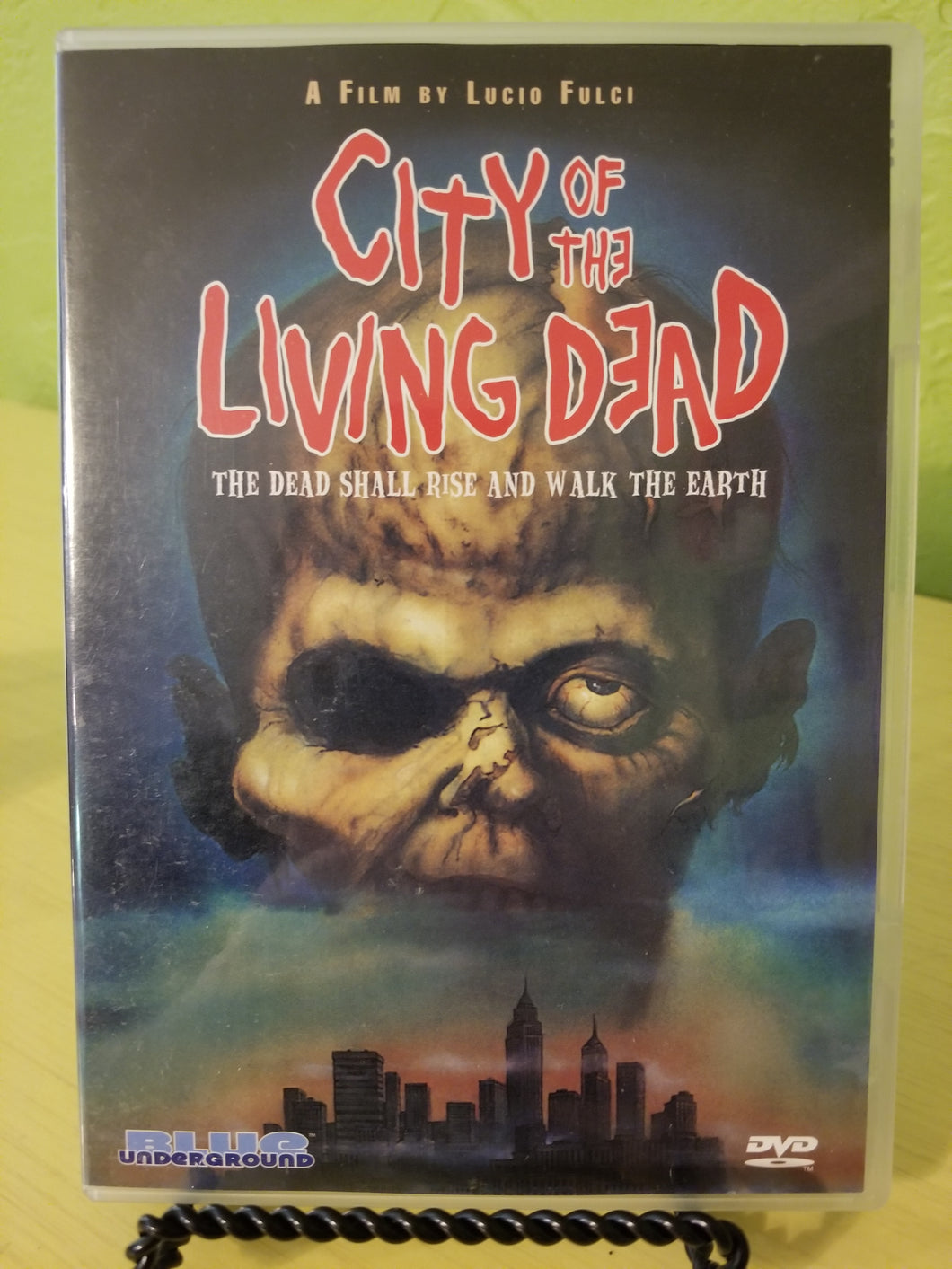 City of the Living Dead DVD