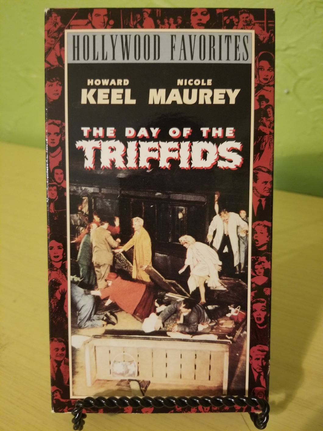 Day of the Triffids VHS