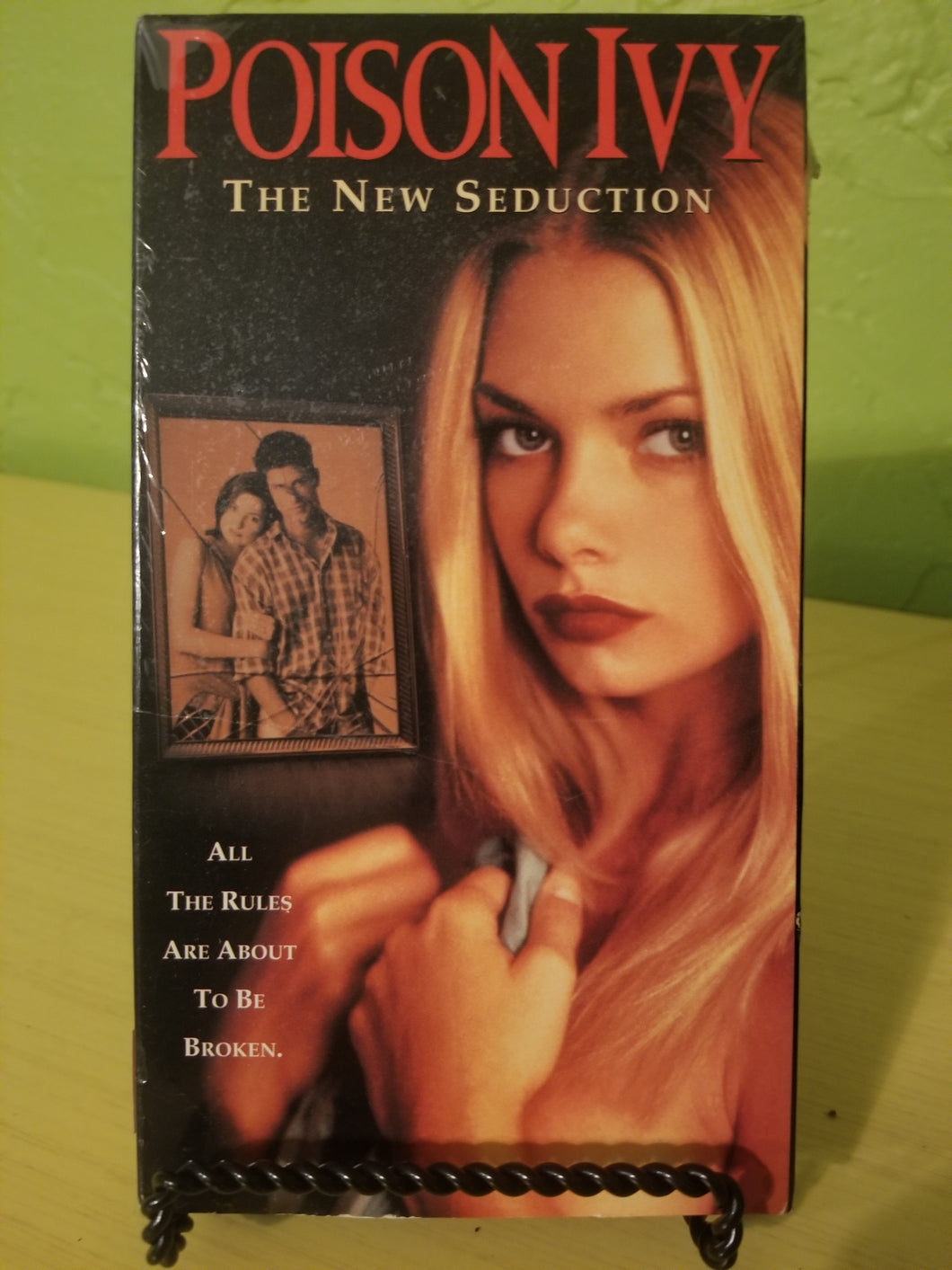 Poison Ivy: The New Seduction VHS