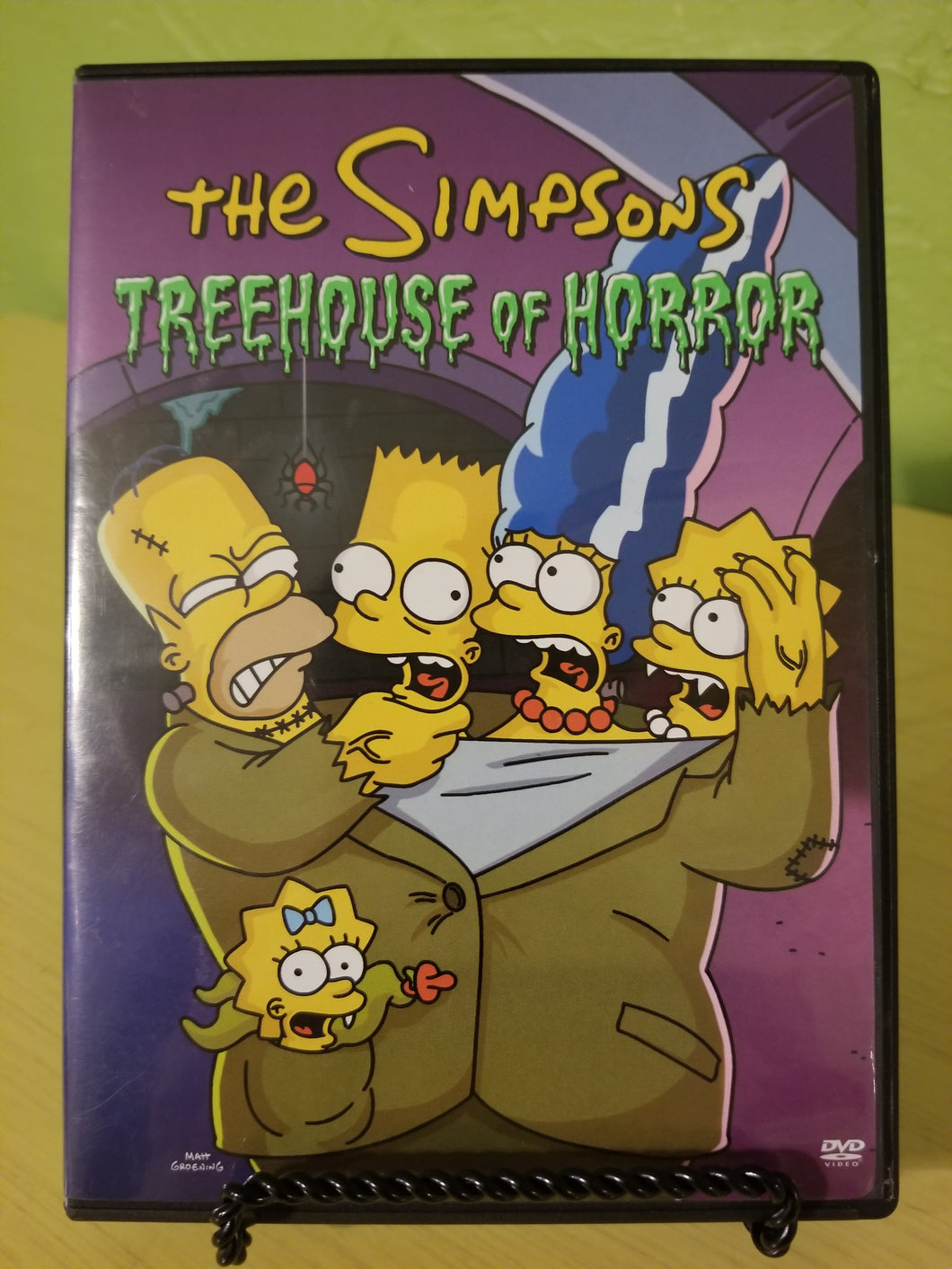 The Simpsons: Treehouse of Horror DVD