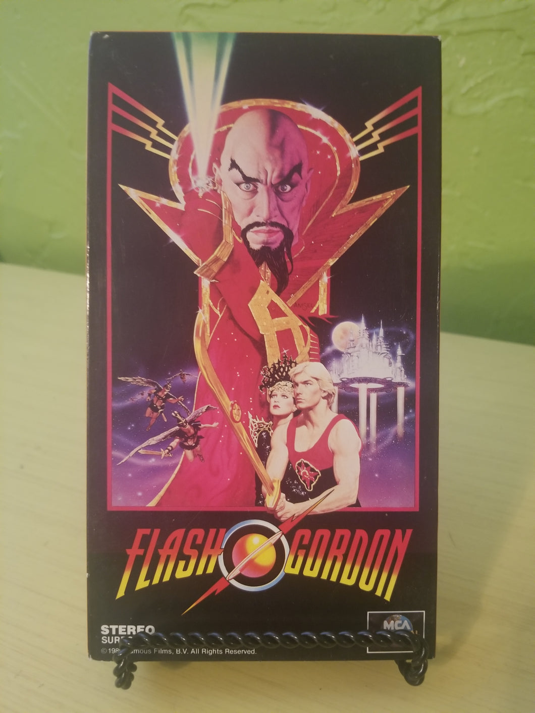 Flash Gordon VHS