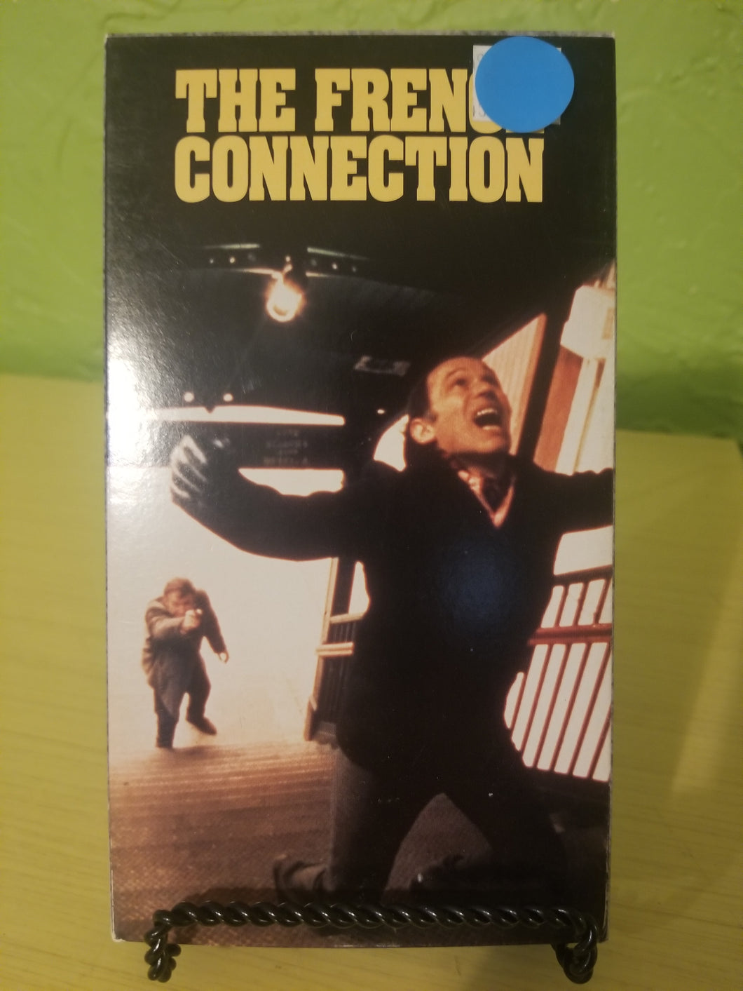 The French Connection VHS