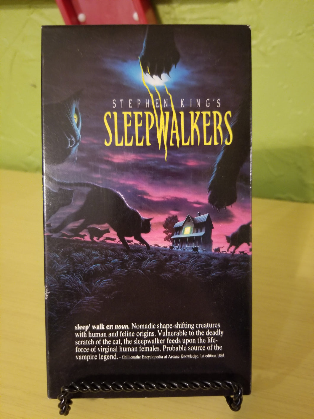 Sleepwalkers VHS
