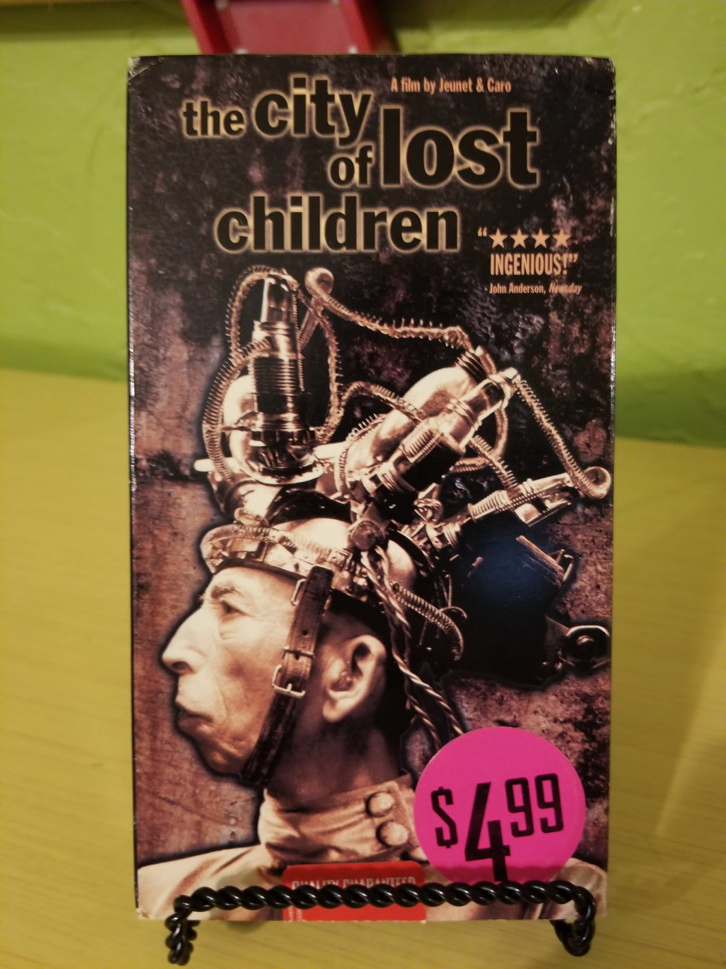The City of Lost Children VHS