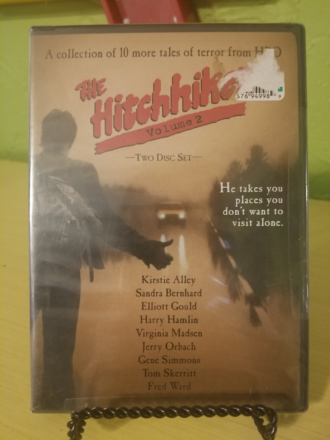 The Hitchhiker V2 (SEALED) DVD