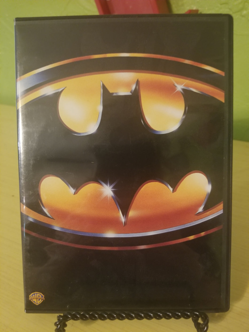 Batman 1989 DVD