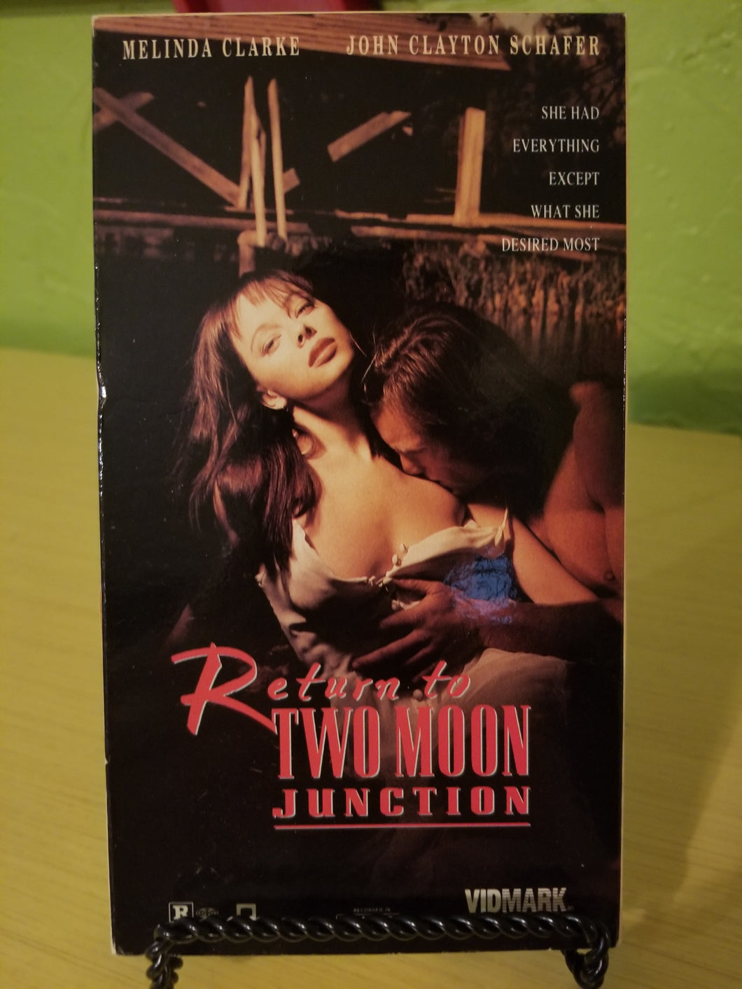 Return to Two Moon Junction VHS