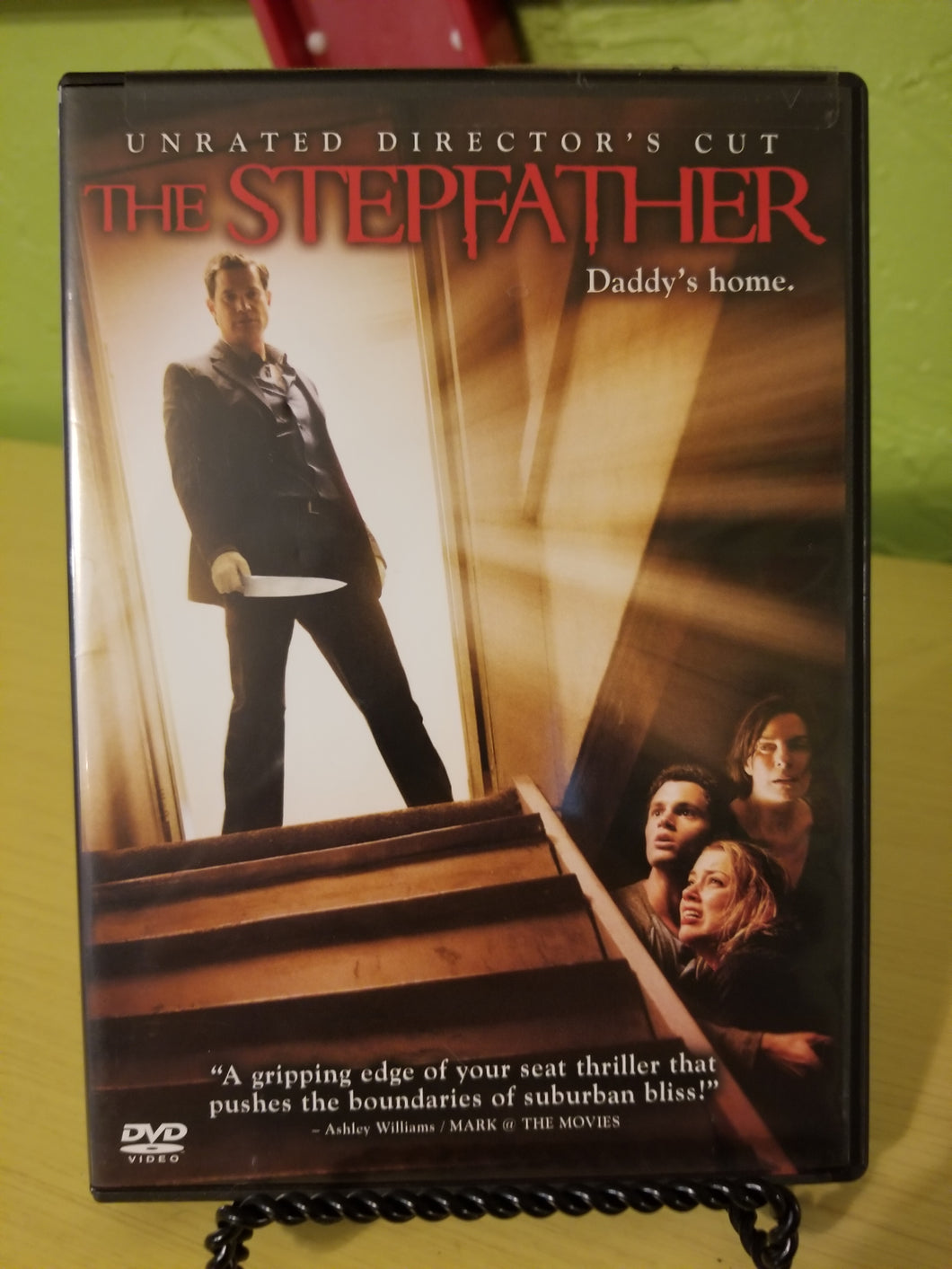The Stepfather (2010 Remake) DVD