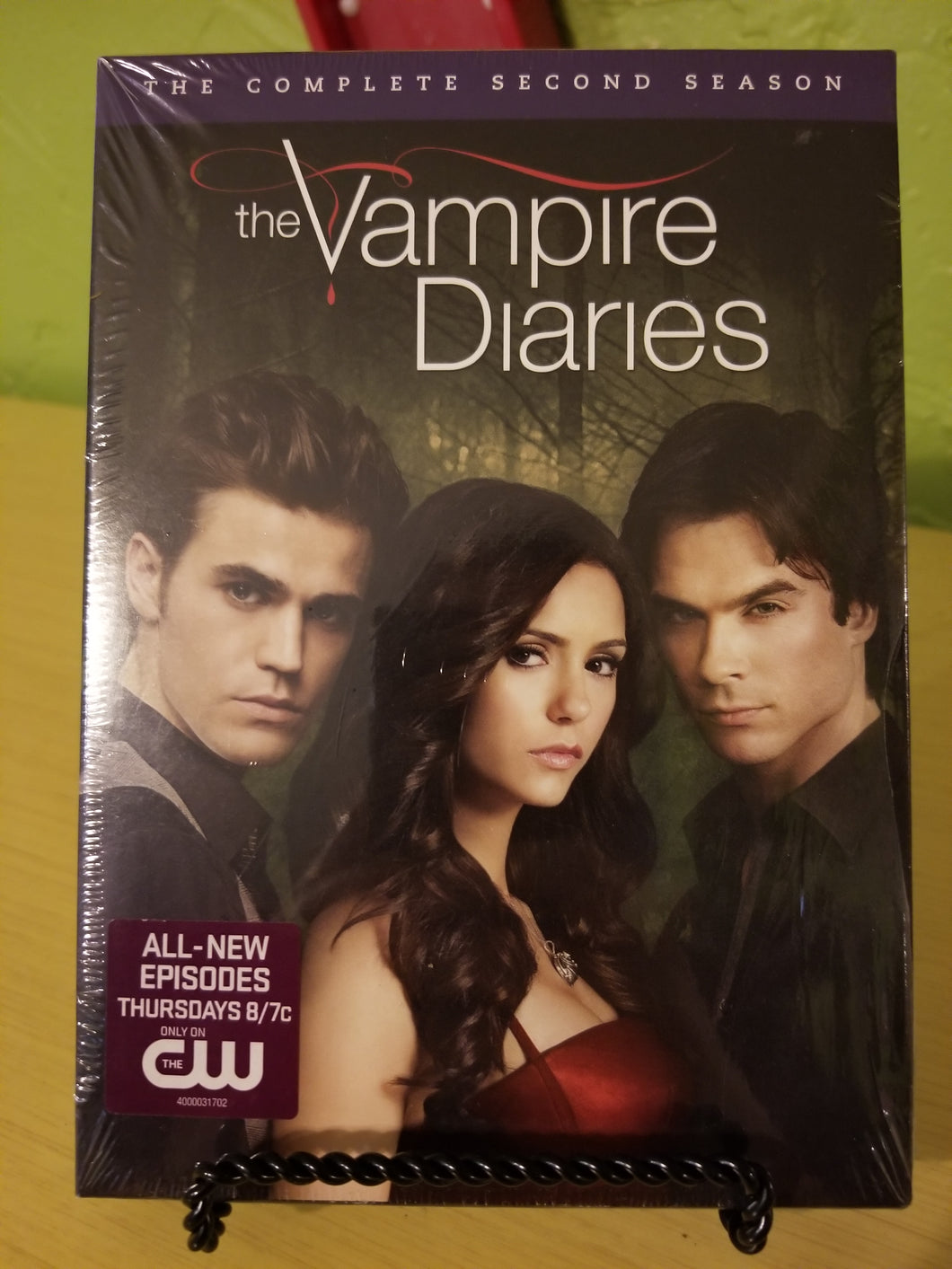 Vampire Diaries Season 2 DVD