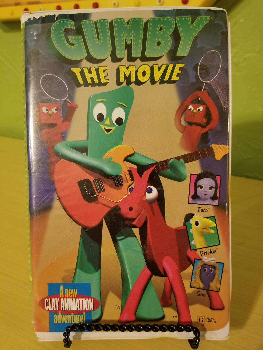 Gumby: The Movie - Clamshell VHS