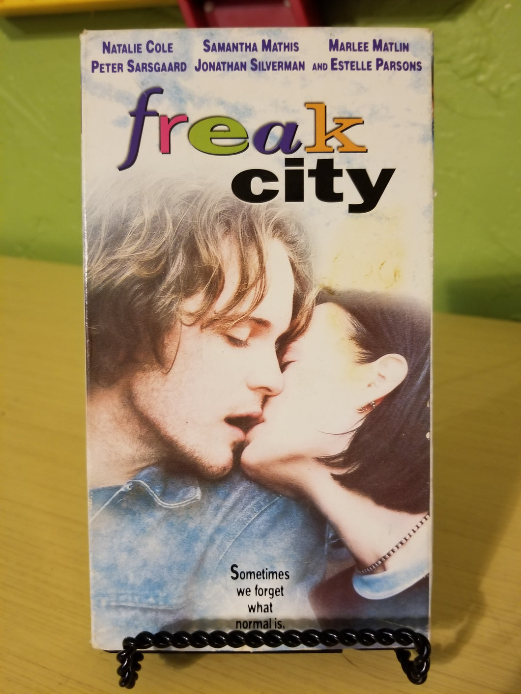 Freak City VHS