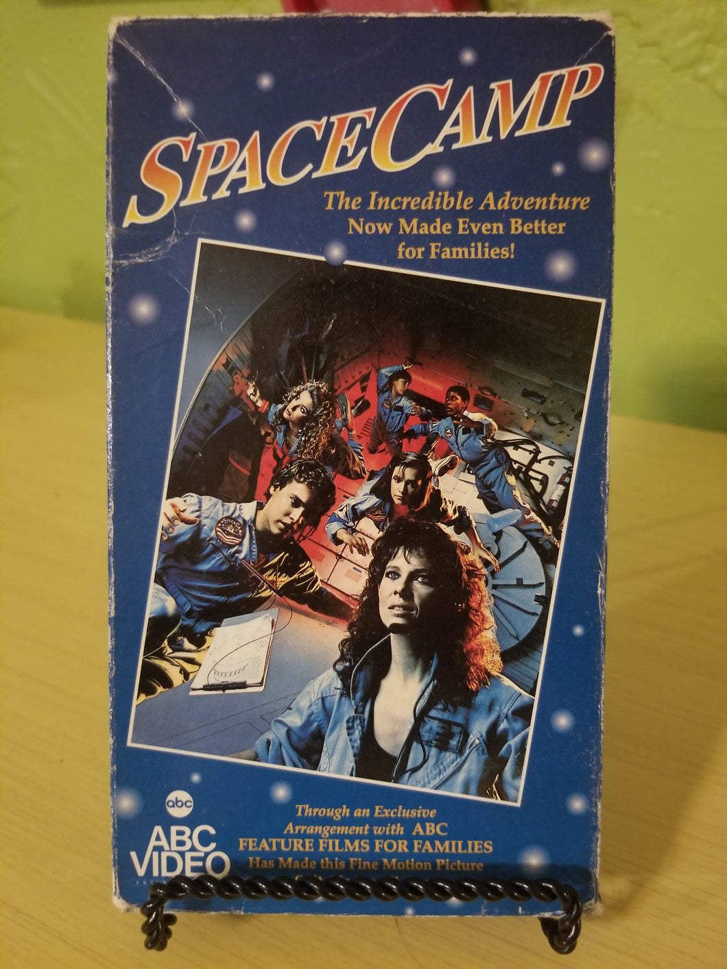 Space Camp VHS