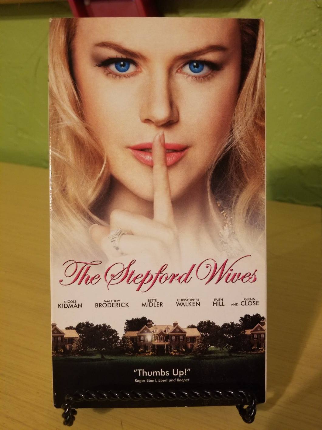 The Stepford Wives (2004) VHS