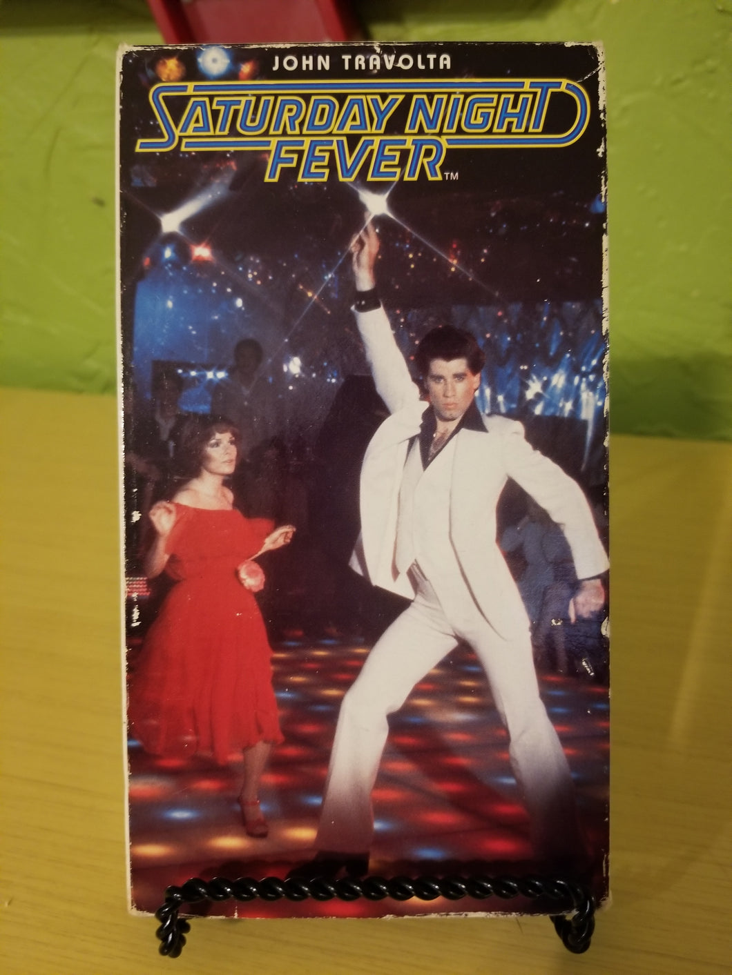 Saturday Night Fever VHS