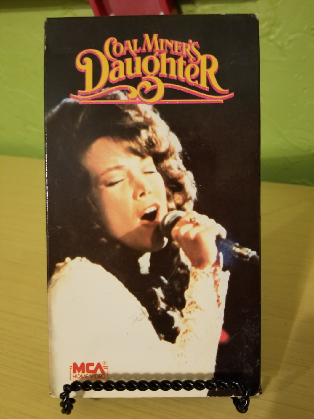 Coal Miner's Daughter VHS