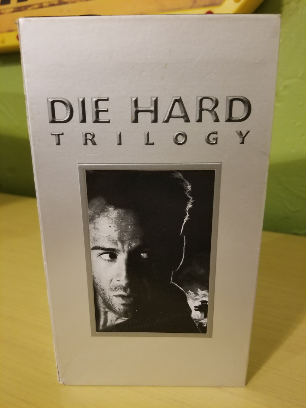 Die Hard Trilogy VHS
