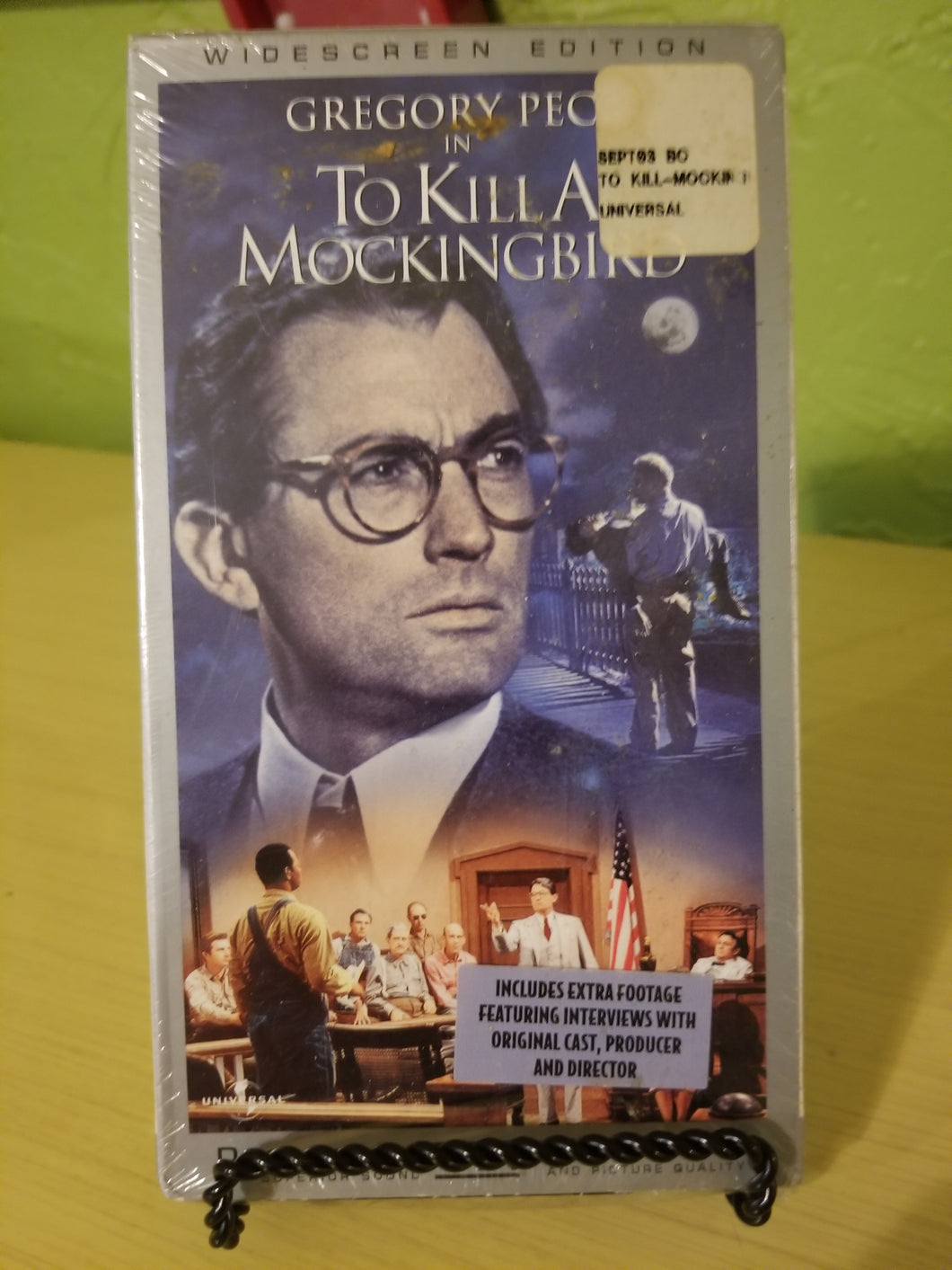To Kill a Mockingbird VHS