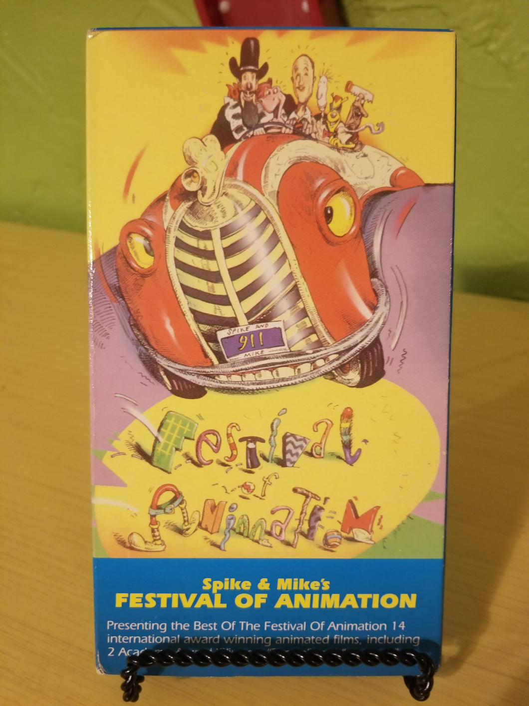 Spike & Mike's Festival of Animation 14 VHS