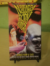 Natural Born Killers VHS
