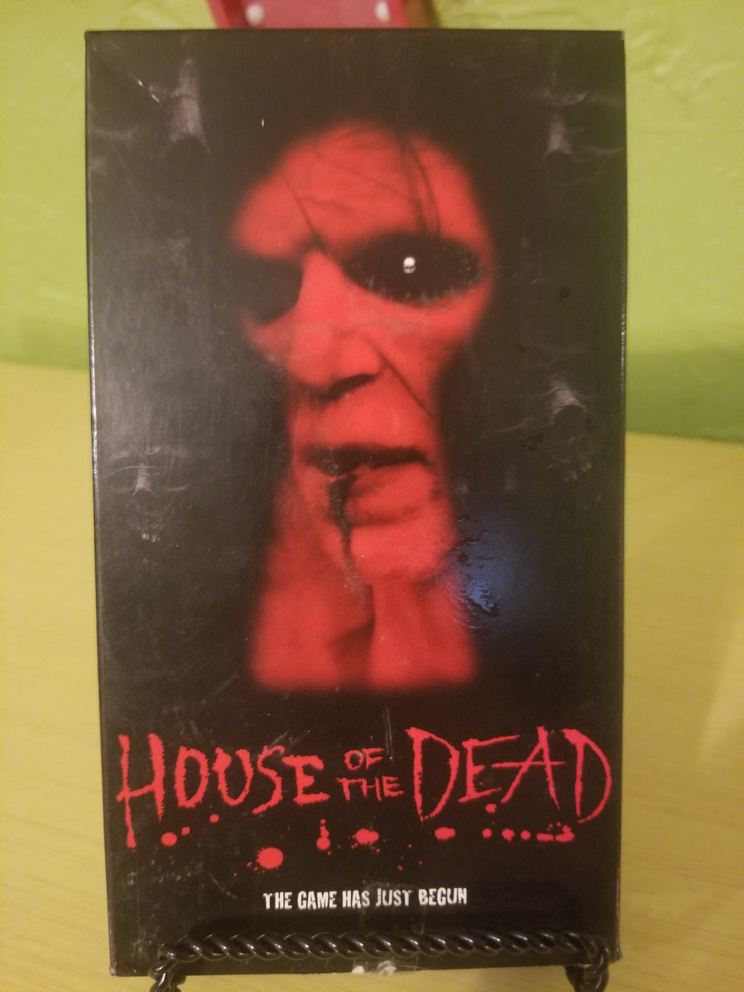 House of the Dead VHS