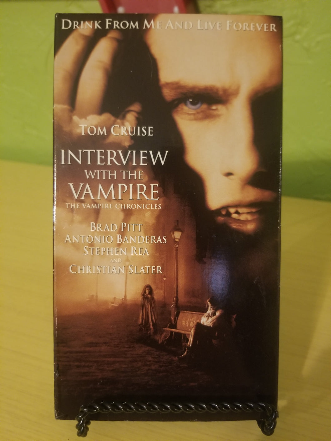 Interview with the Vampire VHS