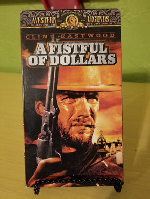 A Fistful of Dollars VHS