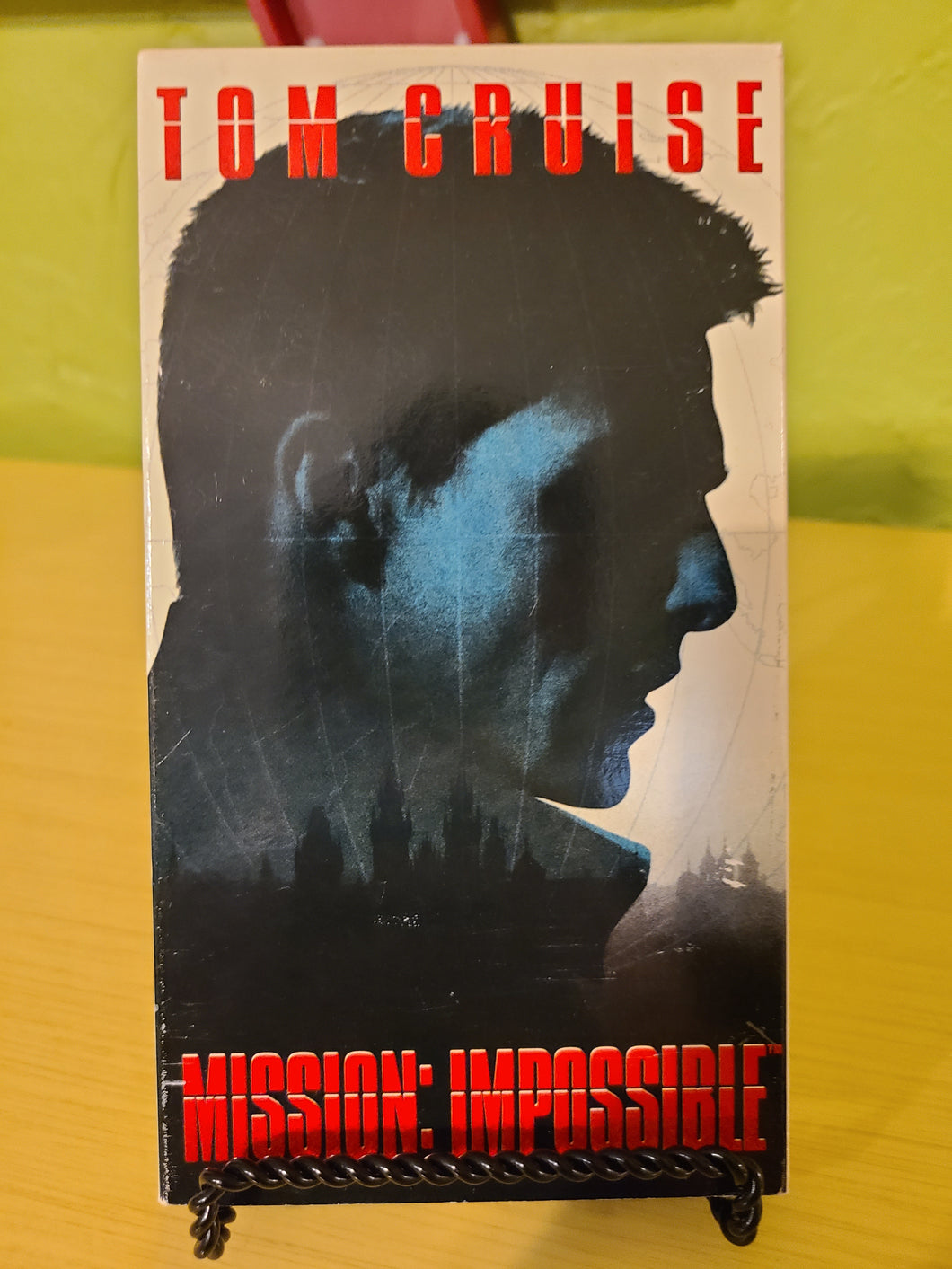 Mission: Impossible VHS