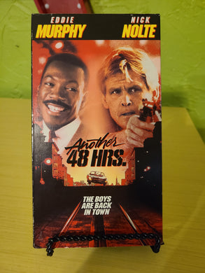 Another 48 Hours VHS