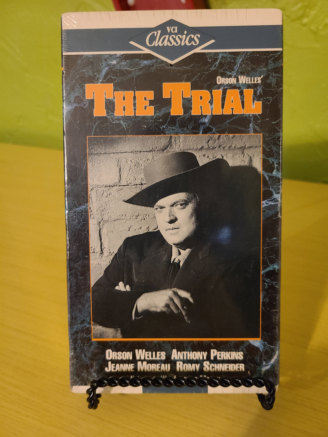 The Trial VHS