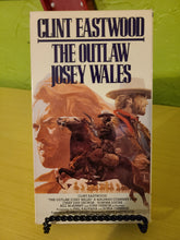 The Outlaw Josey Wales VHS