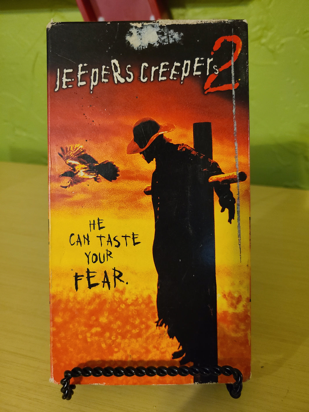 Jeepers Creepers 2 VHS