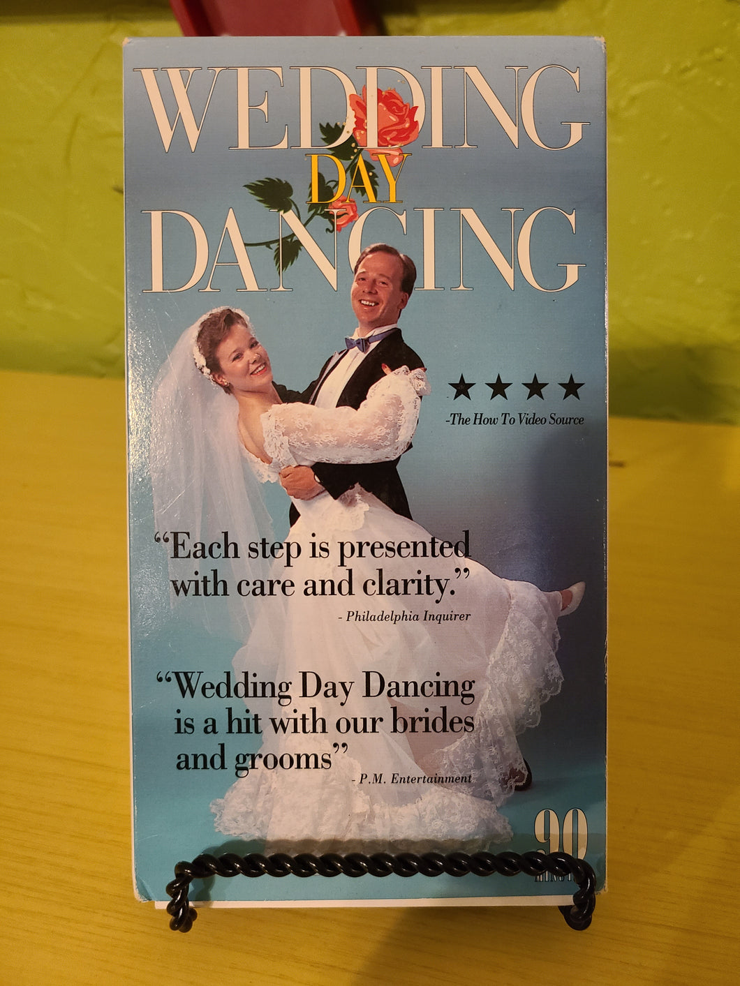 Wedding Day Dancing VHS
