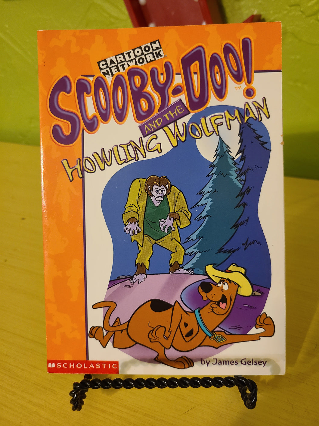 Scooby-Doo: and the Howling Wolfman