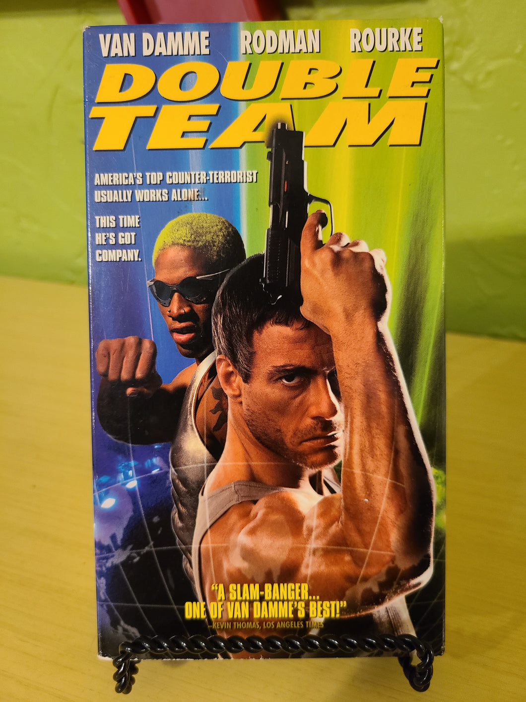 Double Team VHS