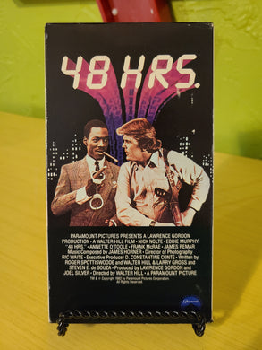 48 Hours VHS